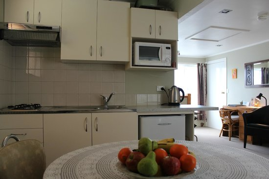 Annick House: Out of Africa Kitchenette