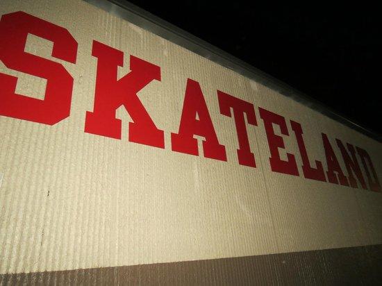 Skateland Fargo.