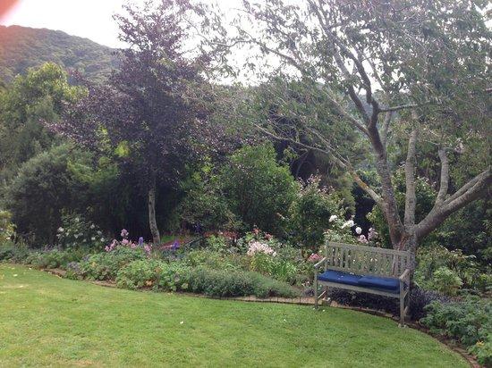 Hereweka Garden Retreat : Ceremony spot