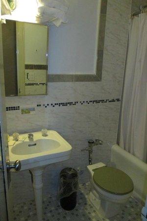 Hotel Carter : Bathroom
