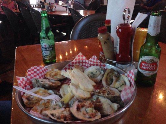 Dockside Oyster Bar & Cafe : Yummy!