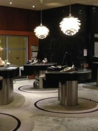 Radisson Blu Royal Hotel Copenhagen: Hotel lobby