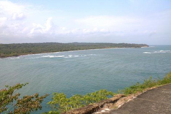 Fuerte de San Lorenzo: Looking West