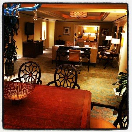 The Ritz-Carlton Orlando, Grande Lakes: suite 1524