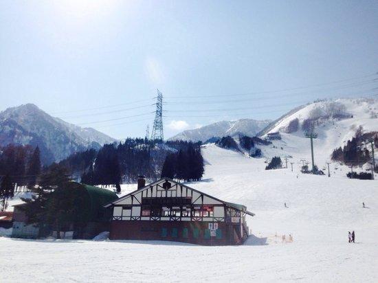 Naeba Ski Resort : 苗場