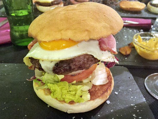 B Burger: Before I Attacked