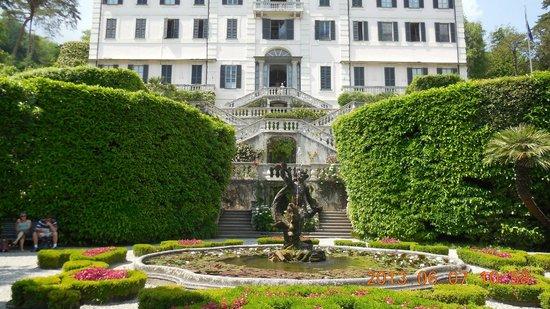 Villa Carlotta: Entrada de Villa Carlota