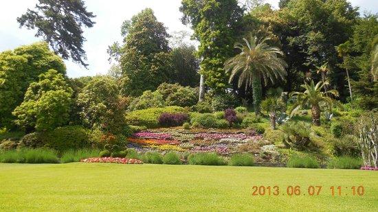 Villa Carlotta: Jardines