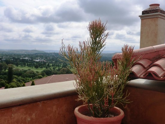 Castello di Monte: Outstanding views