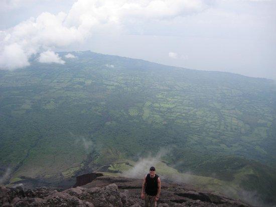Isla Ometepe : Concepcion Volcano Hike