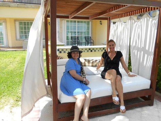Hotel Marina El Cid Spa & Beach Resort: Pra descansar e relaxar!