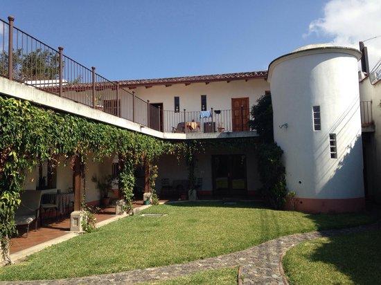 Chez Daniel: The garden
