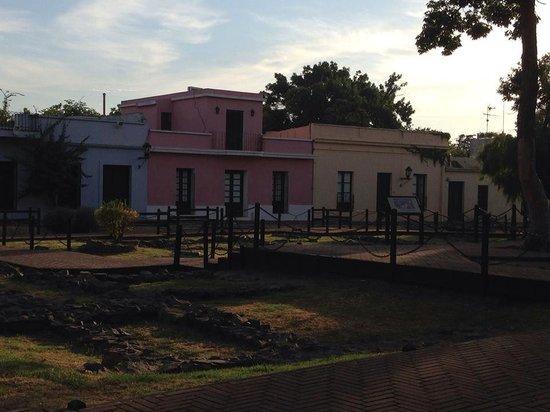 Iglesia Matriz: Historico