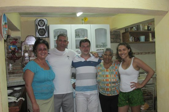 Hostal Casa Mia: Con Belkis, Ernesto y la Abuela