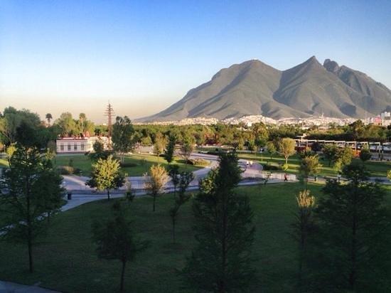 Holiday Inn Parque Fundidora: Vista desde mi cuarto!