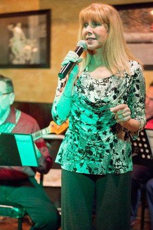 DK Italian Kitchen: Carole Crawford sings jazz favorites at DK's on Wednesday nights