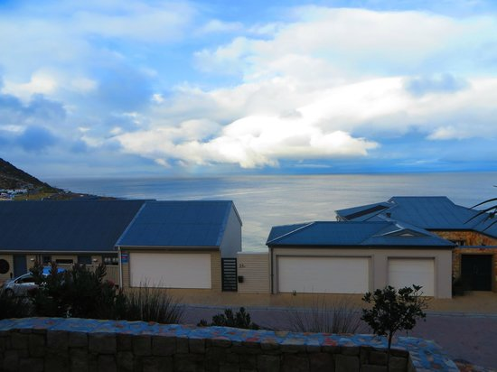 Simonstown Guest House: View