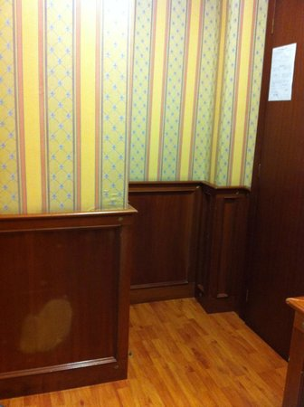 Hotel Del Corso: room condition