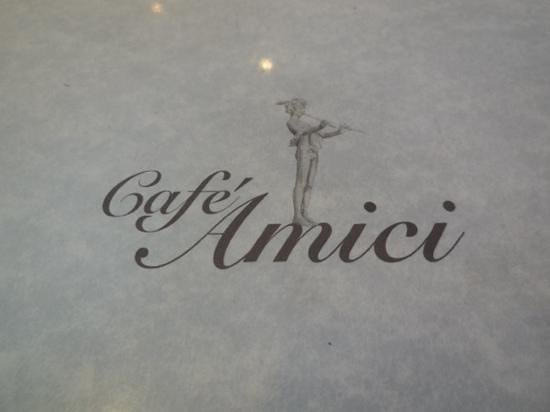 Cafe Amici : welcome