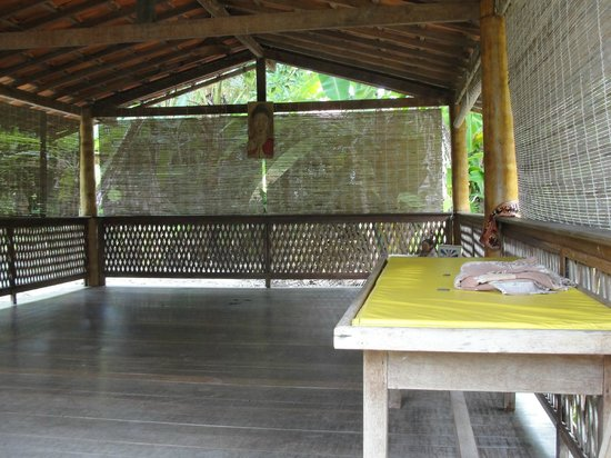 Villa Guaiamu Hotel: Espaço Zen