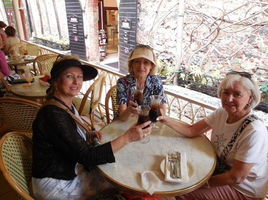 Cafe Amici : Girls Day !