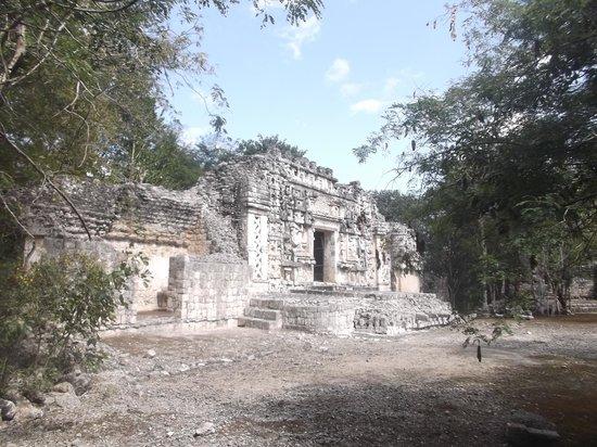 Hochob / Site Archelogique Maya