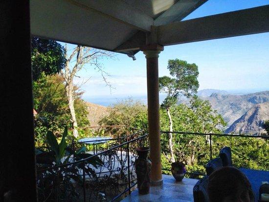 Posada Loma Grande Bed and Breakfast Inn: Balcony