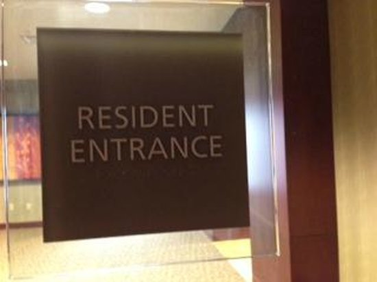The Westin Huntsville: Private Entrance for Condo Residents