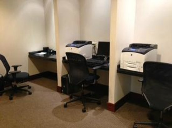 The Westin Huntsville : Business Center