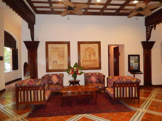 Zanzibar Serena Hotel: Lobby
