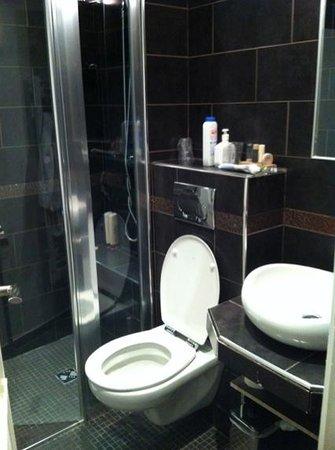Atelier Montparnasse : great bathroom