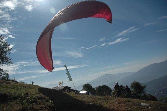 Fly Sikkim Adventure