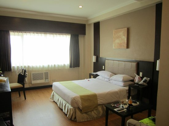 New Horizon Hotel: Luxury room
