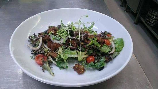 Our Place Kitchen: Scrumptious lamb salad