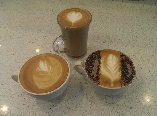 Our Place Kitchen: Just a quick sample of our delicious coffee