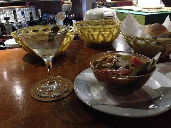 Nirwana Gardens - Nirwana Resort Hotel: Good tom yum soup