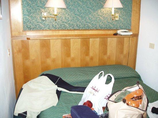 Hotel De Petris : Habitacion