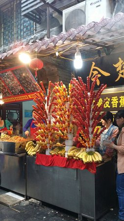 Hubu Alley : Yummy... traditional chinese food... to modern style.   Chinese WUHAN BBQ. style and nooddle, Re