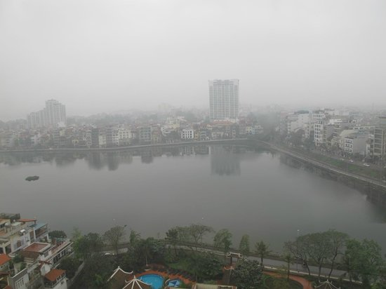 Sheraton Hanoi Hotel : view 3