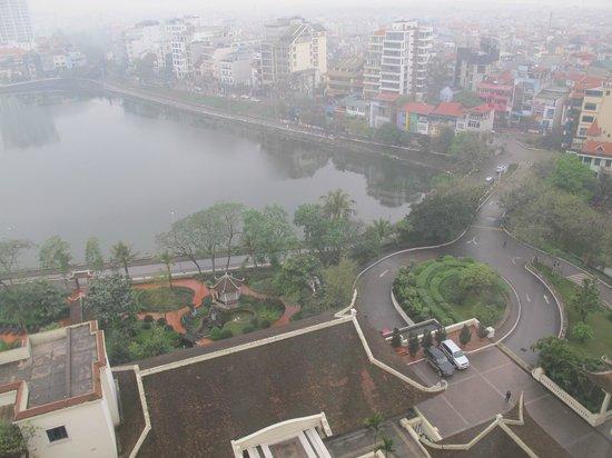 Sheraton Hanoi Hotel : view 2