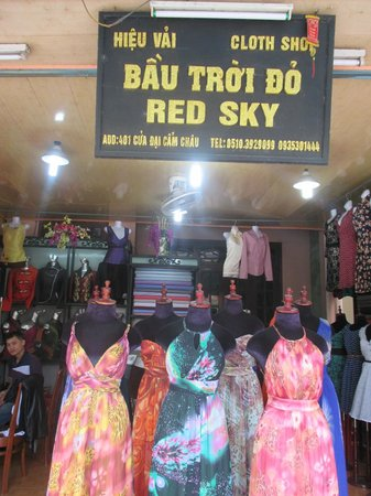 Red Sky Cloth Shop