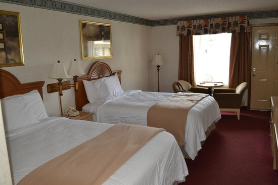Vacation Lodge : The most comfortable beds.