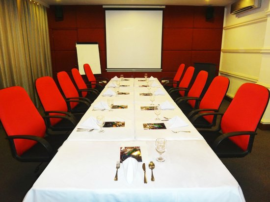 Hotel Celeste: Meeting Room - Conference Style