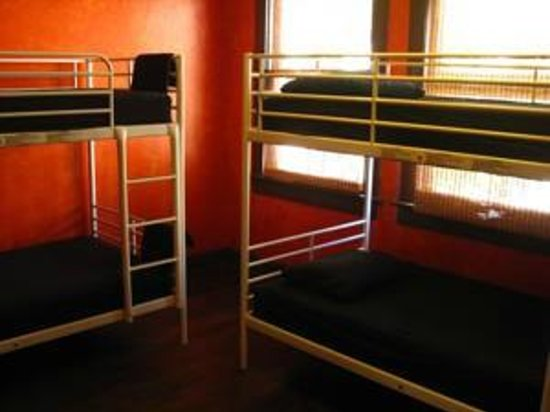 Hostel on 3rd : Our 4 bed female dorm