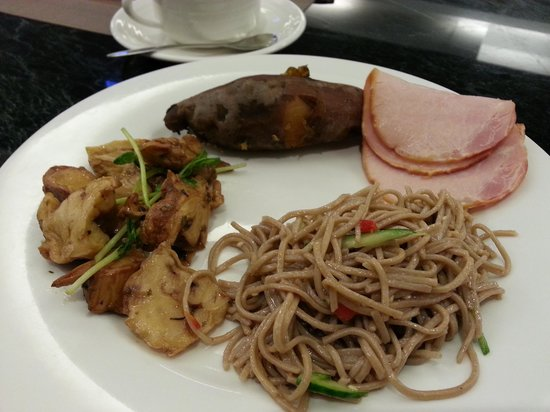 Hotel Day Plus Taichung: Breakfast