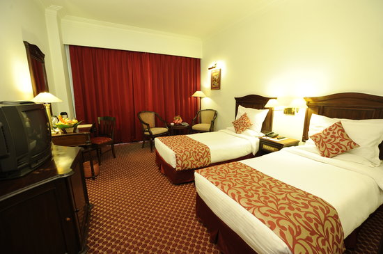 Grand Hotel Kathmandu: Deluxe Twin Room