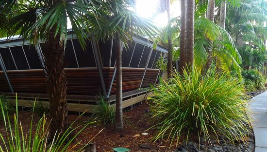 Angourie Rainforest Resort: One of the bungalows - not where we stayed