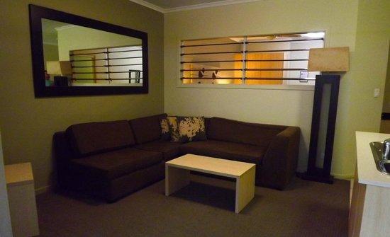 Angourie Rainforest Resort: Lounge