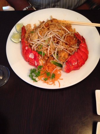 Thai Korner: Lobster Pad Thai