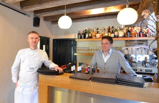 Van Dijck Riethoven.De Hoofdrolspelers Foto Van Restaurant Vandeijck